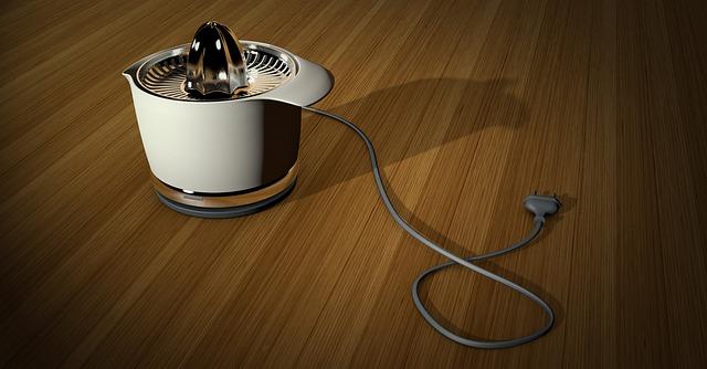 elektrický odšťavňovač