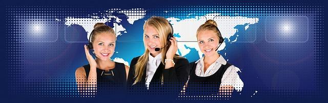 pracovnice call centera