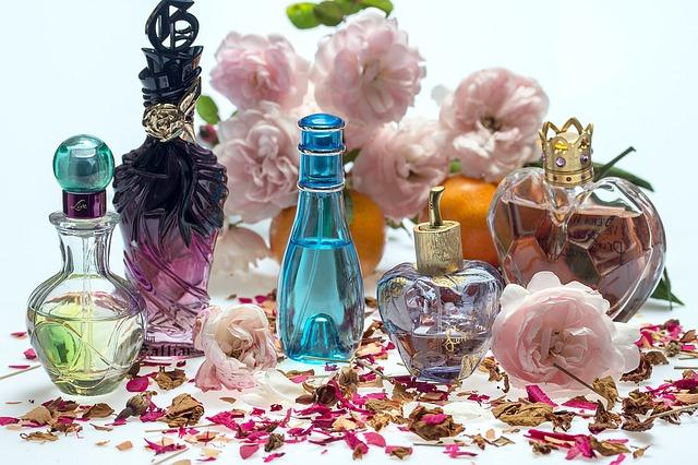 květinové parfémy