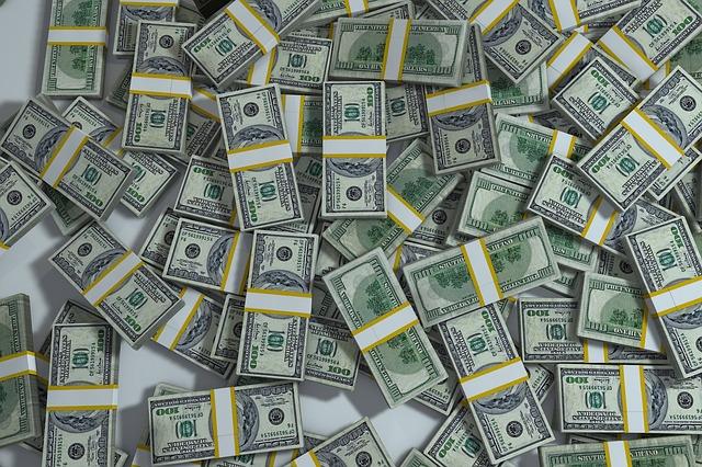 Co mi chybí ke štěstí – hromada peněz